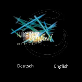 Sprachauswahl: deutsch/english